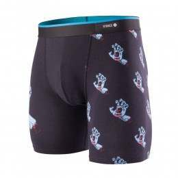 Stance Screaming Hand Boxers Black