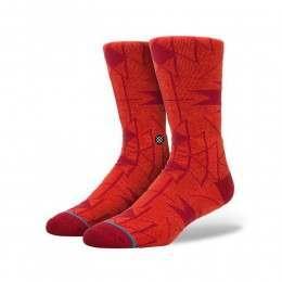 Stance Benbury Socks Red