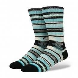 Stance Guadalupe Socks Blue