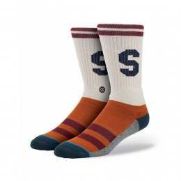 Stance Finals Socks Orange