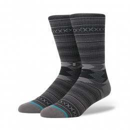 Stance Guadalupe Socks Charcoal