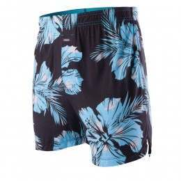 Stance Flamingo Flowers Boxers Blue