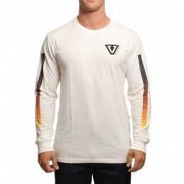 Vissla Blends Long Sleeve Top Vintage White