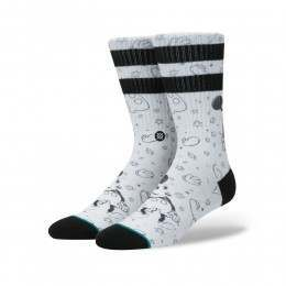 Stance X Disney Millard Mouse Socks White