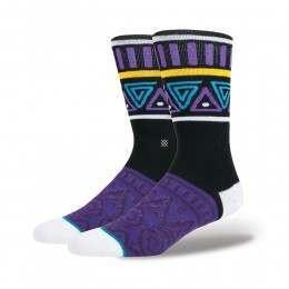 Stance X Will Smith Major Socks Purple
