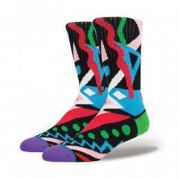 Stance X Will Smith New Jack Socks Multi