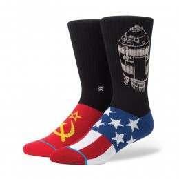 Stance Space Race Socks Black