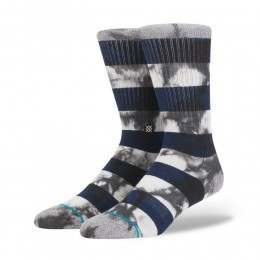 Stance Wells Socks Navy