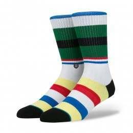 Stance Jumbo Socks White