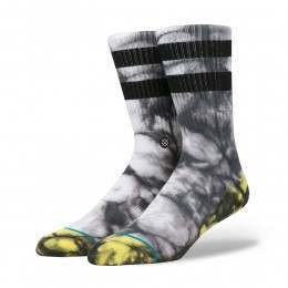Stance Dyser Socks Yellow