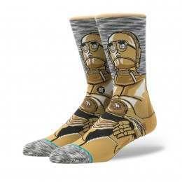 Stance X Star Wars Android Socks Grey