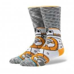 Stance X Star Wars BB-8 Socks Grey
