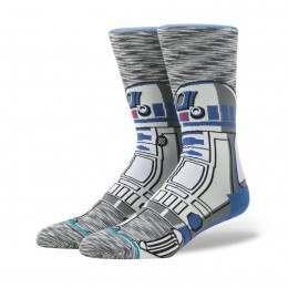 Stance X Star Wars R2 Unit Socks Grey