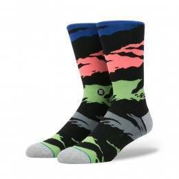 Stance Harden Pizzazz Socks Multi