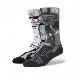 Stance X Star wars Disturbance Socks Grey