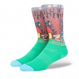 Stance X Snoop Dogg Doggy Style Socks Green