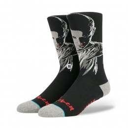 Stance X Stranger Things Eleven Socks Black