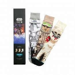 Stance X Star Wars Empire Strikes Back 3 Pack Set