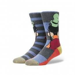 Stance X Disney Goofy Socks Blue
