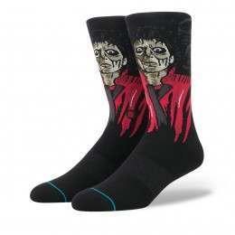 Stance X Michael Jackson Thriller Socks Black