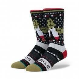 Stance Missle Toe 2 Socks Black