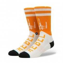 Stance X Star Wars Varsity Rebel Socks Orange
