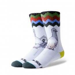 Stance Cashfoot Socks White
