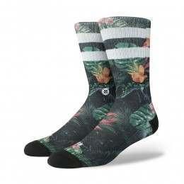 Stance Bagheera Socks Black