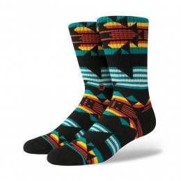 Stance Cedergreen Socks Black