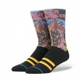 Stance Iron Maiden Socks Black