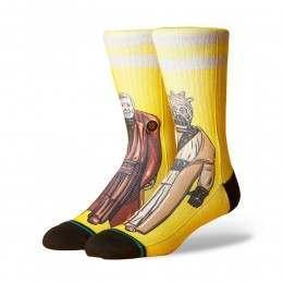 Stance X Star Wars Junland Waste Socks Yellow