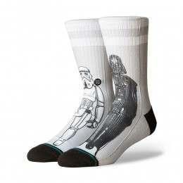 Stance X Star Wars Master of Evil Socks Grey