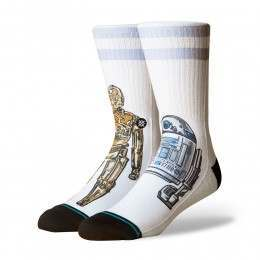 Stance X Star Wars Prime Condition Socks White