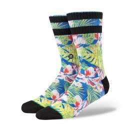Stance Cannons Socks Blue