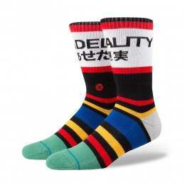 Stance Fade Out Socks Multi