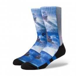 Stance Shane Surf Legends Socks Blue