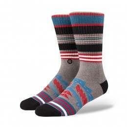Stance Sparta Socks Grey