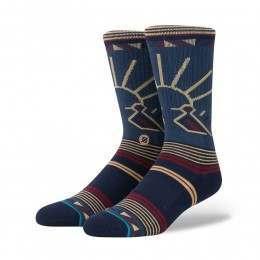 Stance Riser Socks Blue