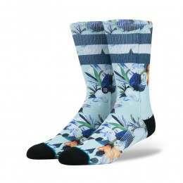 Stance Wipeout Socks Blue