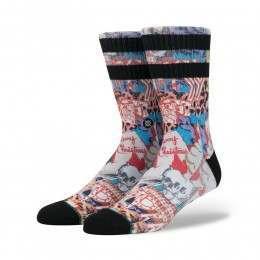 Stance Zombie Xmas Socks Multi