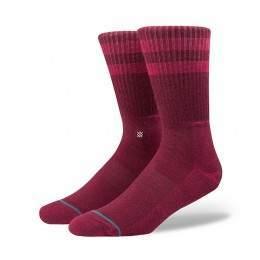 Stance Joven Socks Red