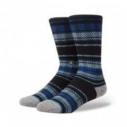 Stance Tiendita Socks Black