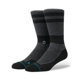 Stance Training Crew Fusion Socks Black