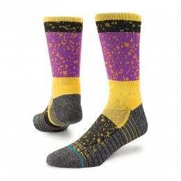 Stance Rain Fusion Socks Black