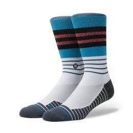 Stance Triot Fusion Socks Blue