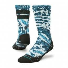 Stance Frostbite Athletic Fusion Socks Blue