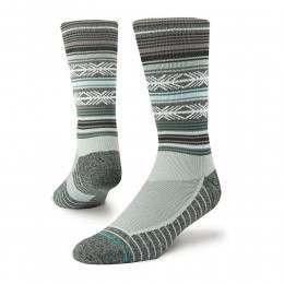 Stance Mahalo Athletic Fusion Socks Grey