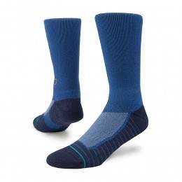 Stance Athletic Icon Fusion Socks Blue
