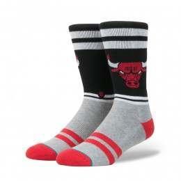 Stance City Gym Bulls Socks Black
