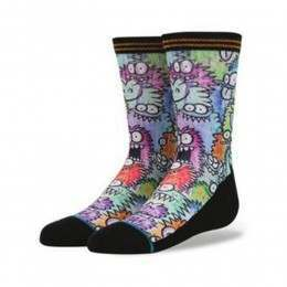 Stance Monster Party Sub X Kevin Lyons Socks Multi